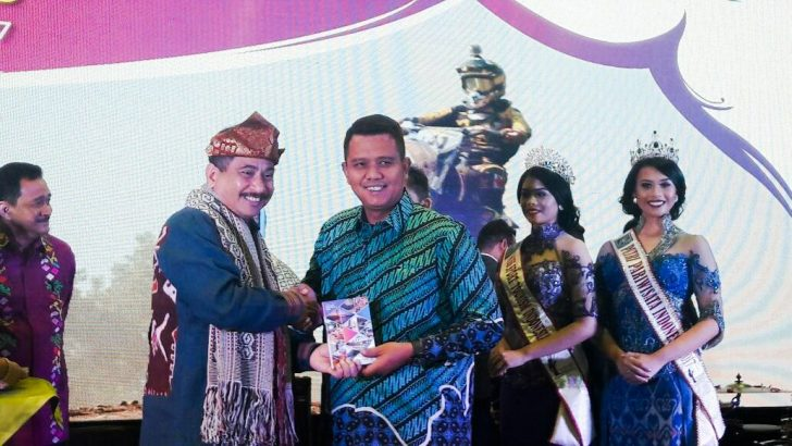 Lounching Calender of Events 2018, Apri Optimis Peningkatan Kunjungan Wisatawan di Bintan