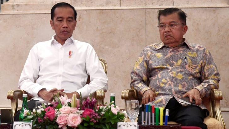 Apresiasi Presiden Jokowi untuk para Menteri di Sidang Kabinet Paripurna