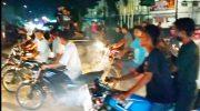 Warga Kesal, Genk Motor Buat Ulah Malam Takbiran