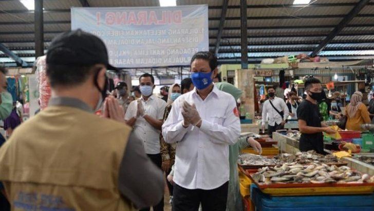 Plt. Gubernur Kepri H. Isdianto, Cek Kesiapan Menuju Tatanan Normal Baru
