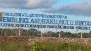 Jahat, Tanah Warga Diserobot dan Dirusak Untuk Bangun Embung Air Baku Hulu Bintan