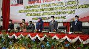 Rapat Paripurna DPRD Provinsi Kepri Lantik Dua PAW Anggota DPRD
