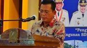 """Gubernur: Tidak Boleh Ada Kabupaten Dapat """"Kue Besar"""" Sementara Yang Lain Hanya Dapat """"Bilis"""""""