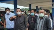 Berkunjung ke Mantang, Gubernur Ansar Ahmad Beri Oleh-oleh Rehab Jalan Lingkar dan Dermaga