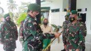 Korp Raport Pindah Satuan, Jabatan Pasipers Kodim 0315/Bintan Berganti
