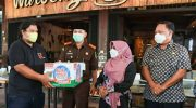 Kegiatan Aksi Sosial Peduli Covid Tanjungpinang (ASPEC-TPI)