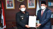 Wakil Bupati Bintan Resmi Sebagai Plt Bupati Bintan