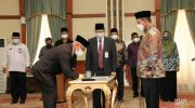 Gubernur Ansar Lantik Ketua Baznas Kepri