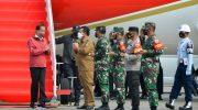 Presiden RI Joko Widodo Tiba di Kota Batam